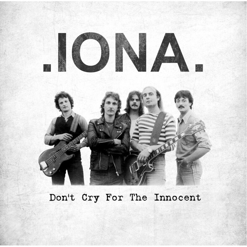 IONA - Don't cry for the innocent LP