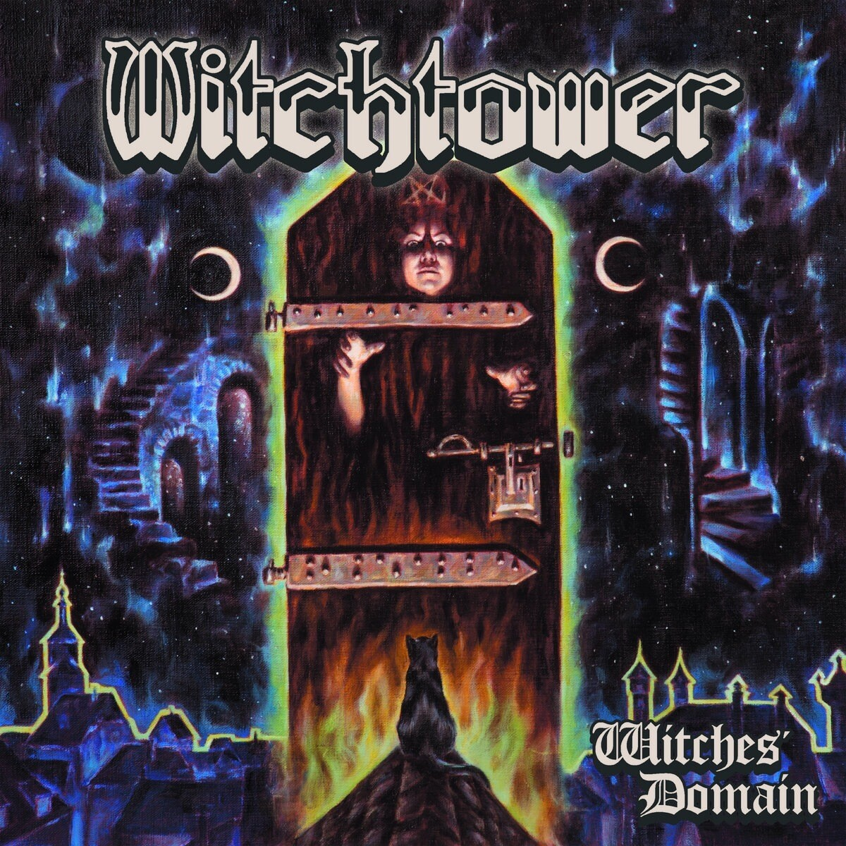WITCHTOWER - Witches Domain LP