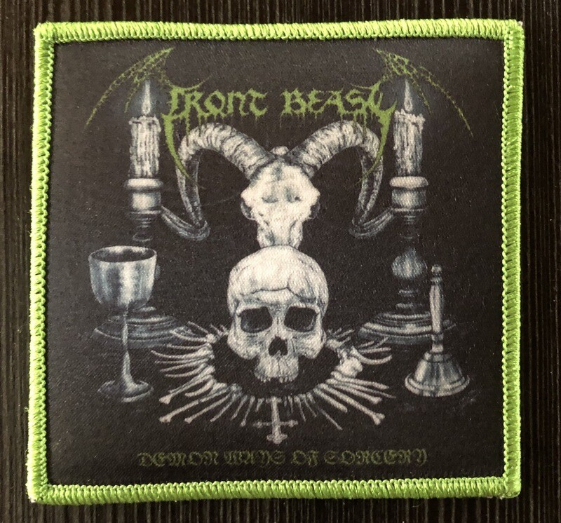 FRONT BEAST - Demon ways of sorcery PATCH