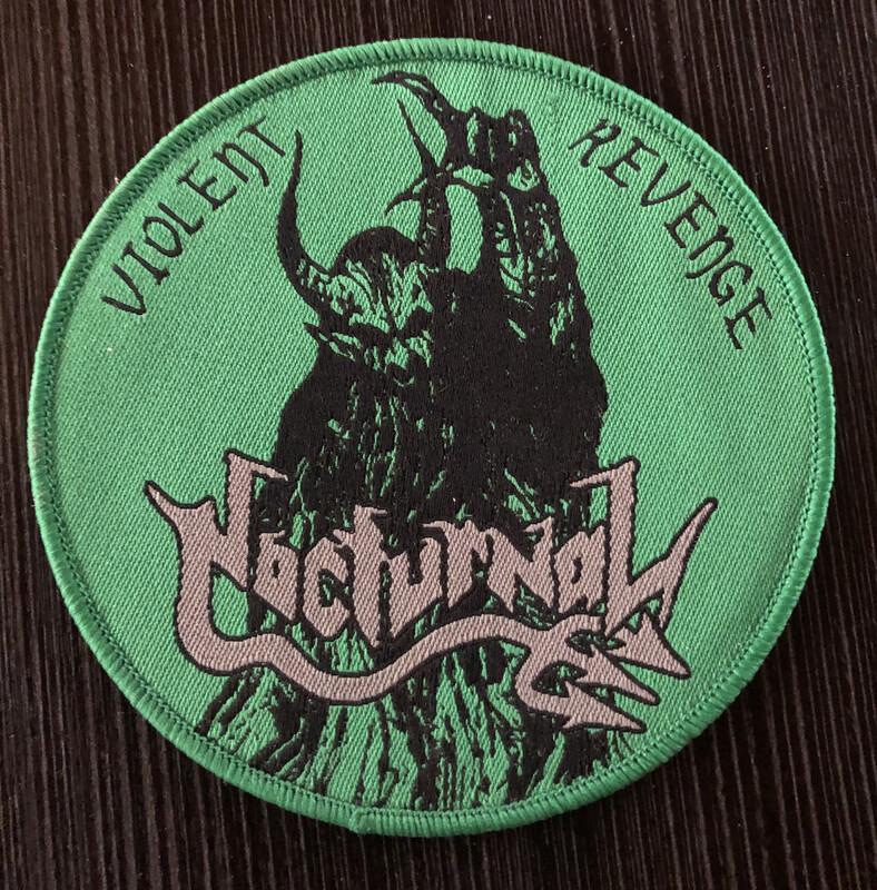 NOCTURNAL - Violent Revenge PATCH