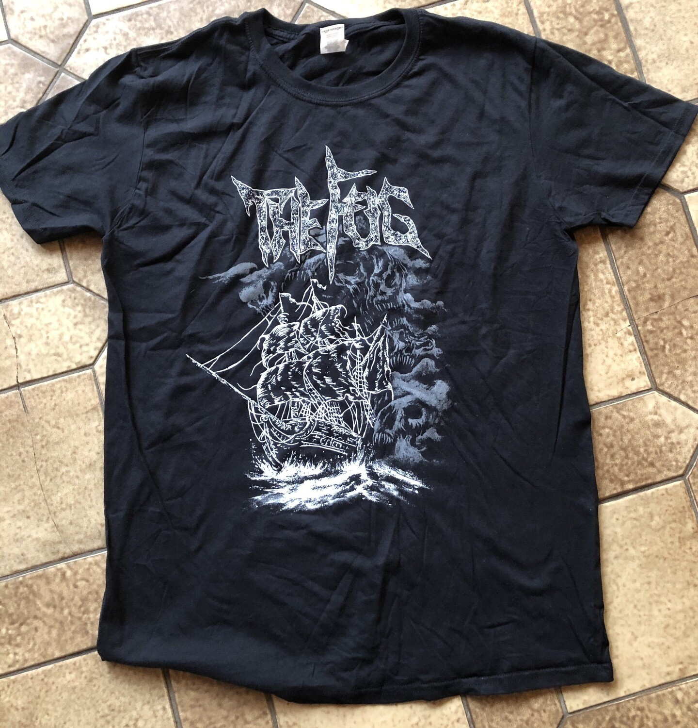 THE FOG - Death Ship T-SHIRT