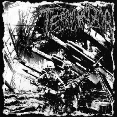 """TERRORAZOR / CARNIVORE MIND Split 7""""EP"""