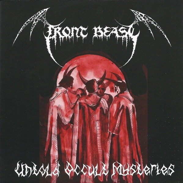 "FRONT BEAST - Untold occult mysteries 7""EP"