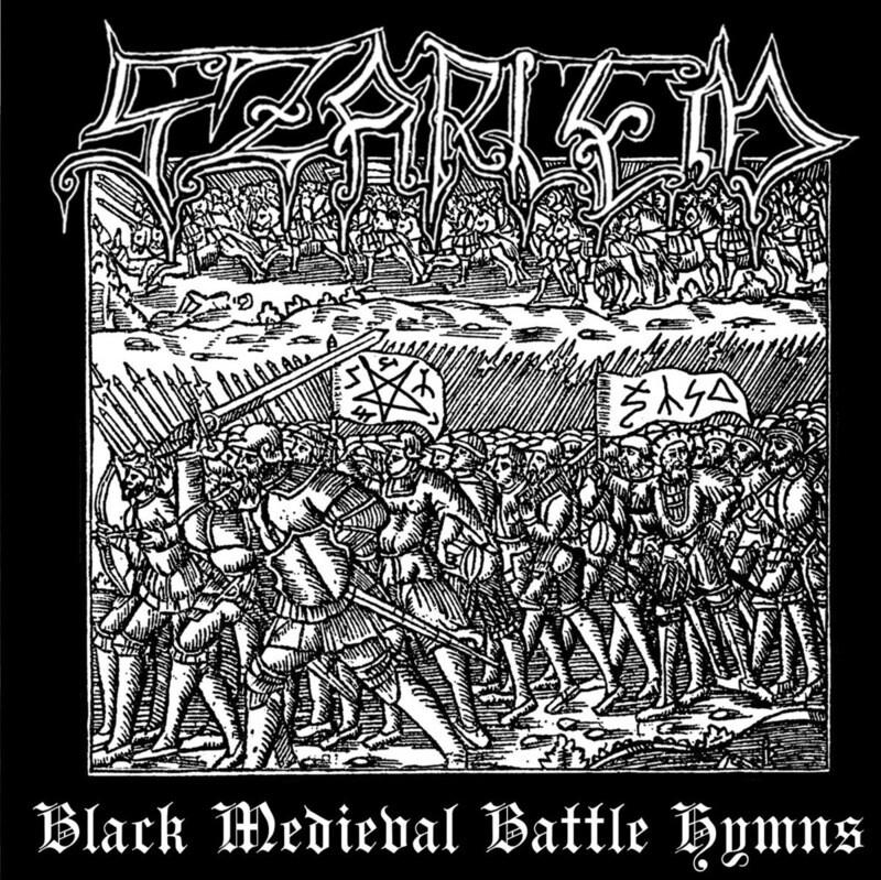 SZARLEM - Black Medieval Battle Hymns LP
