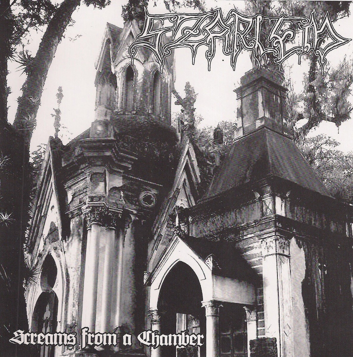 "SZARLEM - Screams from a chamber 7""EP"