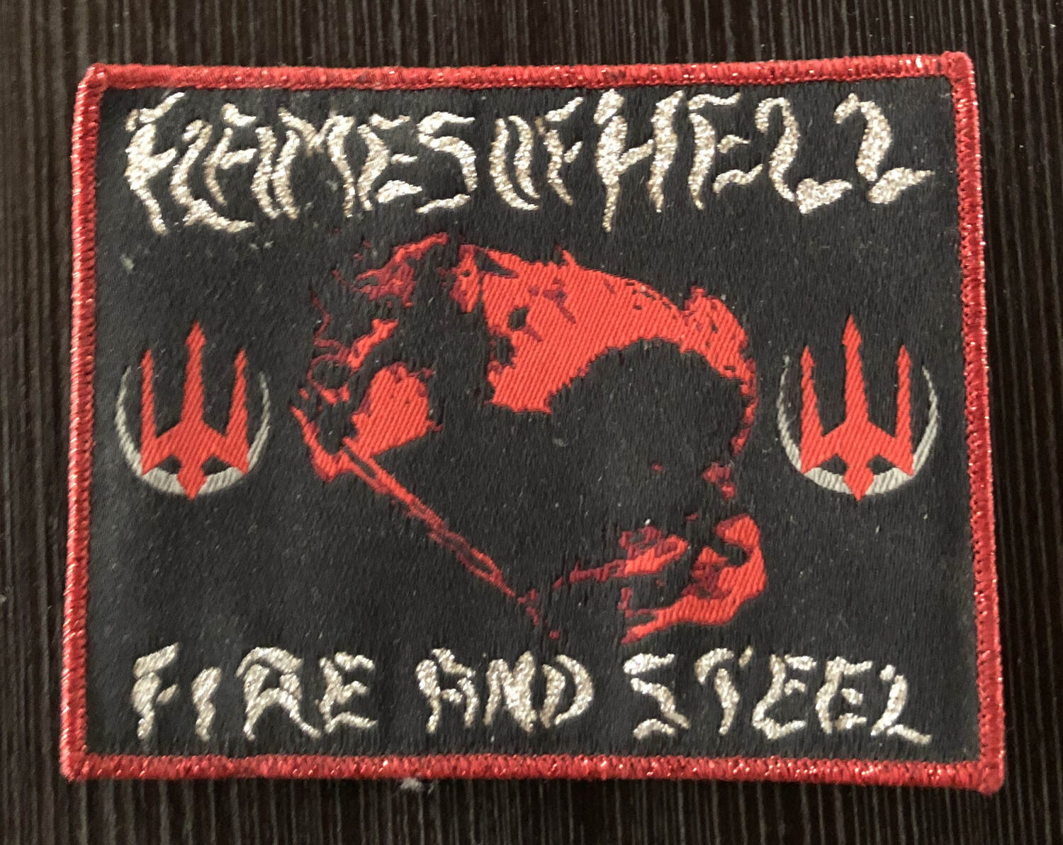 FLAMES OF HELL - PATCH