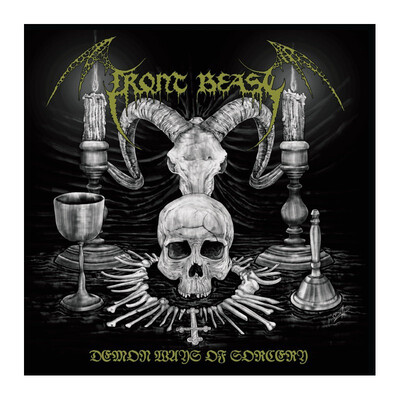 FRONT BEAST - Demon ways of sorcery CD