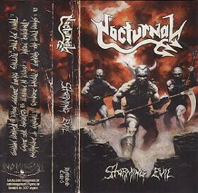 NOCTURNAL - Storming Evil MC