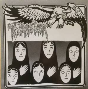 """TERRORAZOR / SEXWITHSATAN Split 7""""EP"""