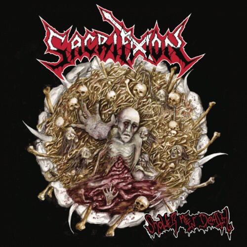 "SACRIFIXION - Shower me in Death 7""EP"