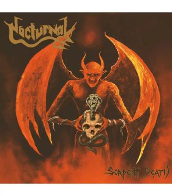 NOCTURNAL - Serpent Death CD