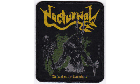 NOCTURNAL- Arrival of the Carnivore PATCH