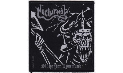 NOCTURNAL - Slaughter Command PATCH