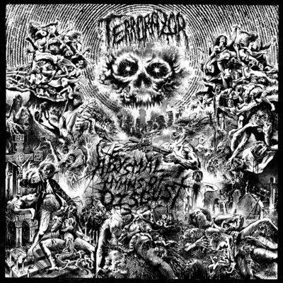 TERRORAZOR Abysmal Hymns of disgust LP/CD