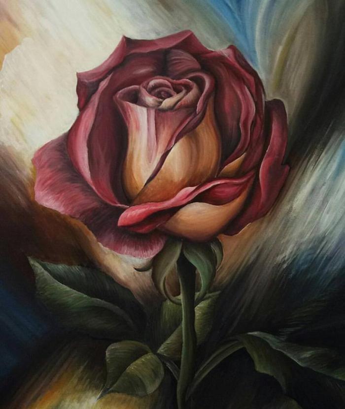 Deep Rose (A4 Prints)