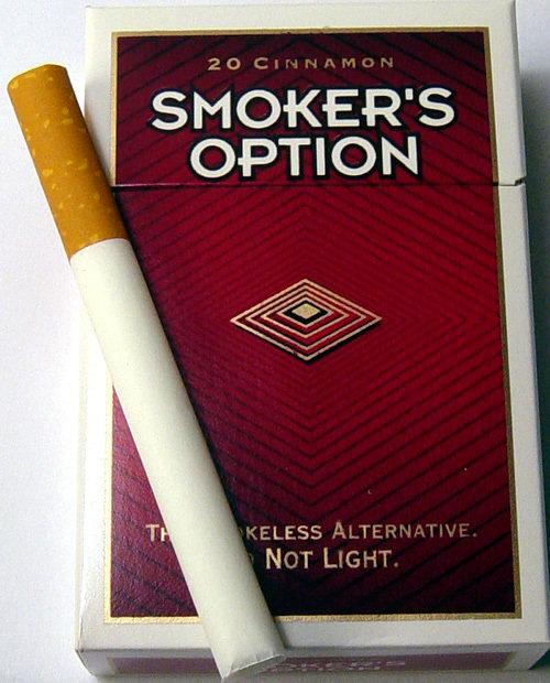 Cinnamon Smokers Option