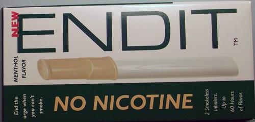 ENDIT Mint Flavor Inhaler
