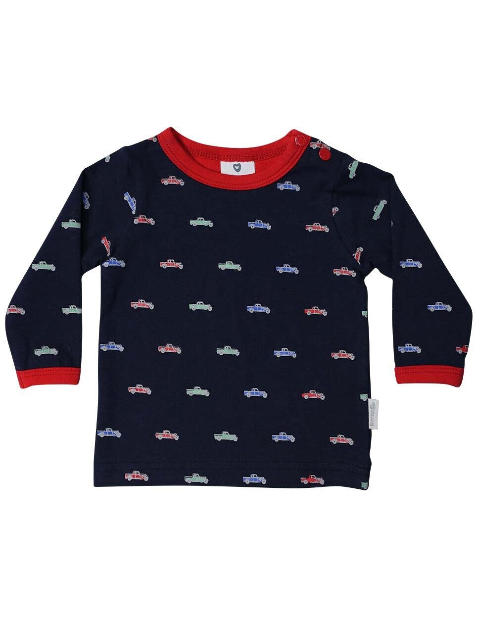 Aussie Ute L/S Top With Print