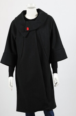 3/4 Sleeve Heavy Coat