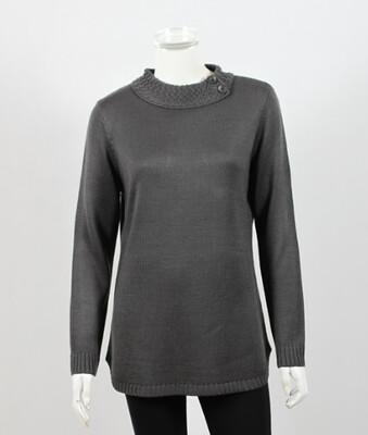 Long Sleeve Crow Neck Knitwear