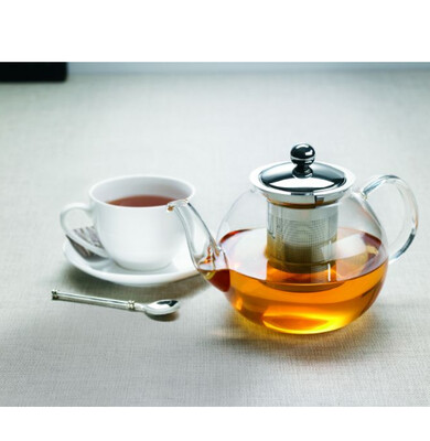 Camellia Teapot with Filter