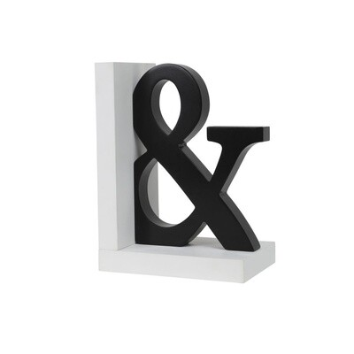 Markings Ampersand Bookend