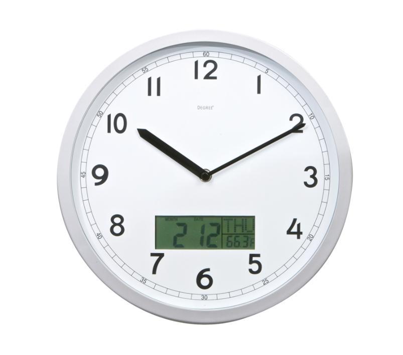 Degree Day Date Temp Clock