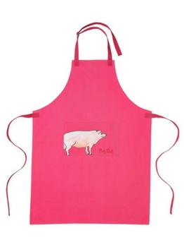 Symphony Funny Farm Pig Out Apron
