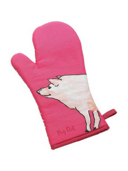 Symphony Funny Farm Pig Out Glove Oven