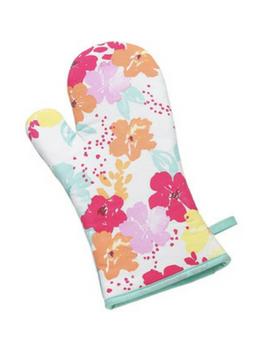 Symphony Summer Bloom Oven Glove
