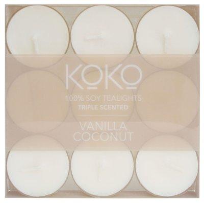 Koko Tealight Candles