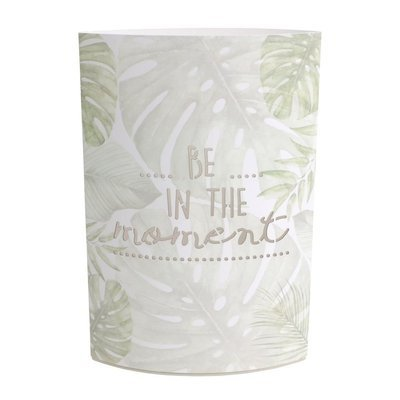 Botanical Lantern- Be In The moment