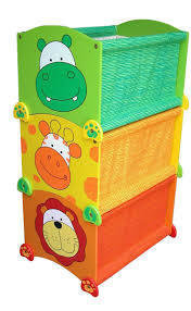 Stack Up Toy Box
