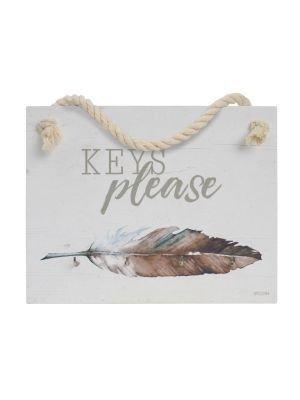 Keys Please Hanging Key Holder