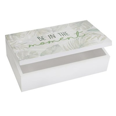 Botanical Trinket Box