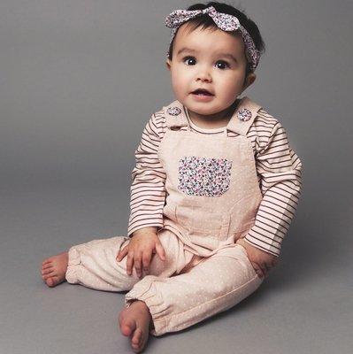 baby girl Dungaree