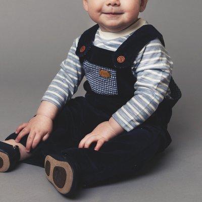 Baby Boys Freddie Cord Dungaree