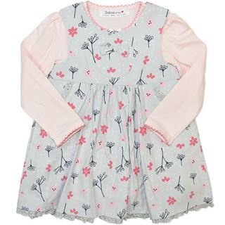 Baby girls dress and top set
