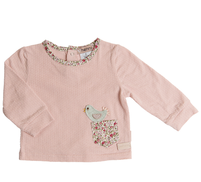 Baby Girls Pocket Top