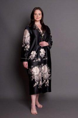 Plus-Size Angelique Robe