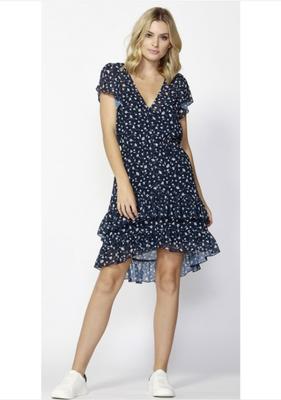 Sunny day frilly dress