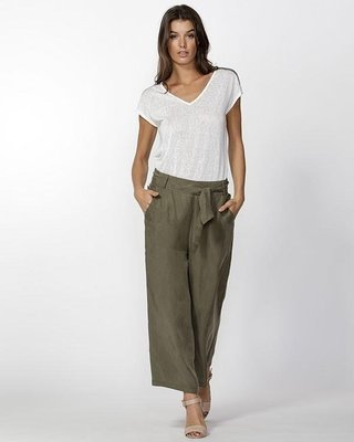 Edna Cropped Pants