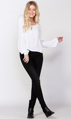Kerr Ladder Blouse