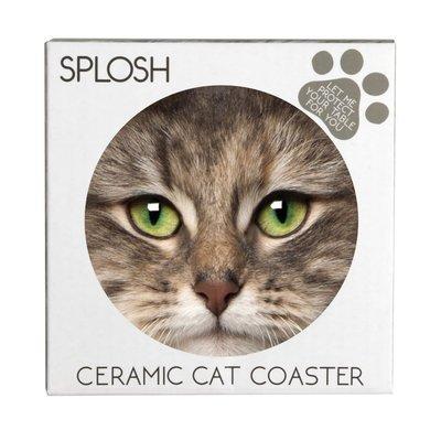 Kitty Ceramic Coaster