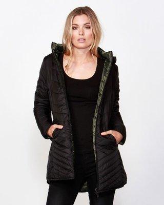 Axel Long Puffer Jacket
