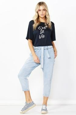 Jude Stretch Denim Pants