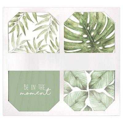 Botanical Canvas Set