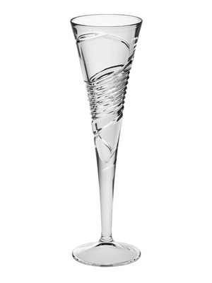 Crystal Champagne Flute Set of 2