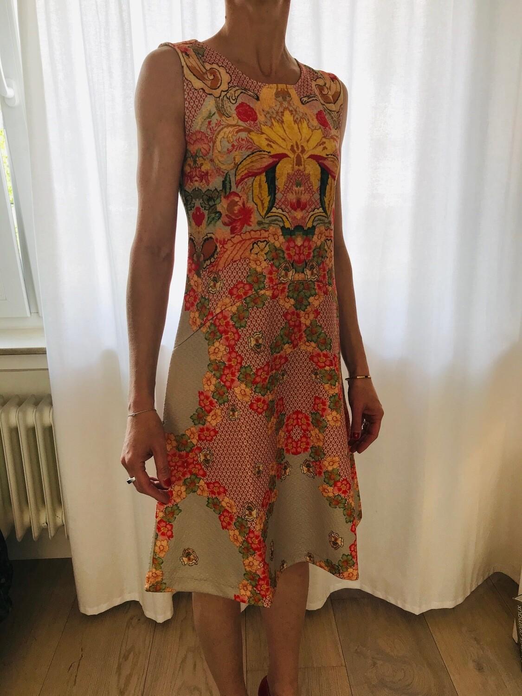 Robe SM imprimé La Fée Maraboutée
