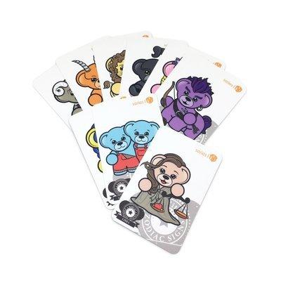 Collectible Zodiac Cards